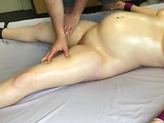 Bound Pregnant Girl Massaged And Played With - Massage2018