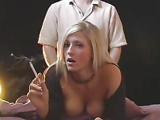 Smoking Babysitter More At Teen69 Ml