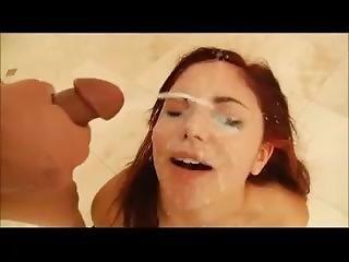 Faces Of Cum : Ariana Marie