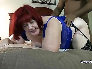 Bbc Lover Sammie Taken From Behind