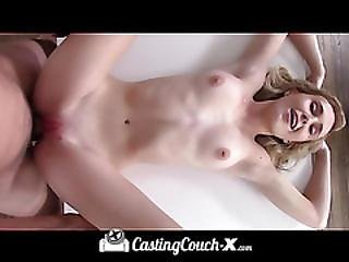 Peyton Coast At Casting Couch X