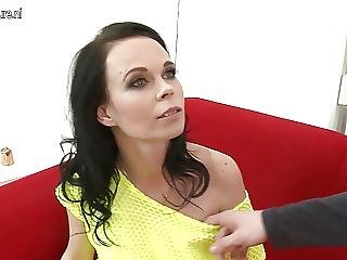 Sweet Mature Mother Suck And Fuck Big Young Cock