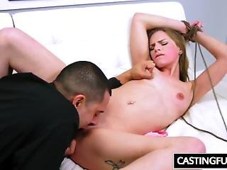 Teen Casting Fuck For Sydney Cole