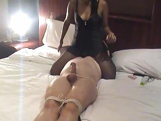 Mistress Jaa Tease & Denial Part 1 Of 2