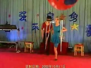 Rhd Amputee Dance