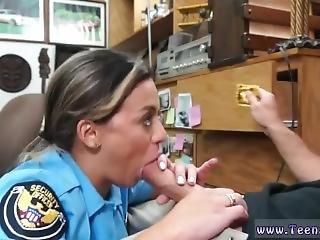 Arsch, Fetter Arsch, Blasen, Ladung, Erste Mal, Ficken, Wichsen, Harter Porno, Büro, Polizei