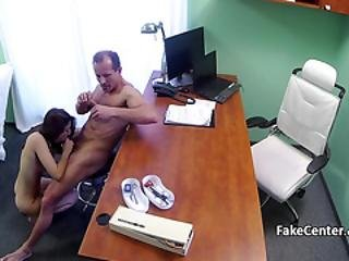Horny Doc Fuck Eager Patient In Hospital