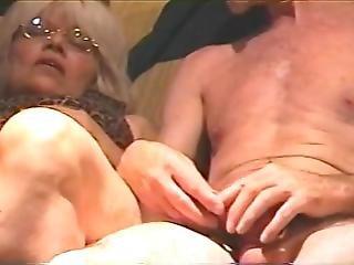 Sucking Jn Her Brown Leopard Skin Teddy