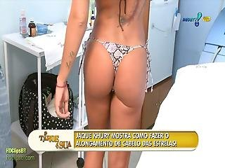 brazilský zadek orgie