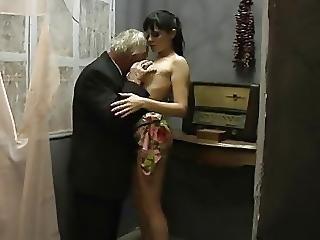Grandpa Old Man And Girl