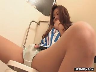 Asian, Ass, Ass Fuck, At Work, Boob, Fucking, Hardcore, Japanese, Moaning, Oriental, Reality, Wet, Workplace