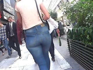 Pawg Teen In Tight Jeans