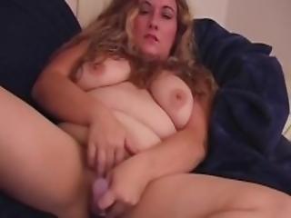 Bbw Amateur Milf Masturbation
