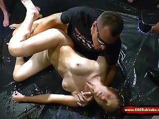 bukkake, fetish, gangbang, piss, pissar, hårt, sex