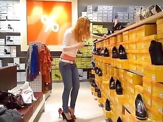 Emeline From Dates25.com - German Daria Queen Of High Heels S