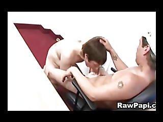 Bareback Sex With Hot Sexy Latino Gay