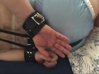 Pvc And Diaper Bondage 04