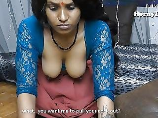 South Indian Tamil Maid Fucking A Virgin Boy English Subs