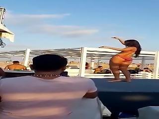 Egypt Sharmota Belly Dance Sa7el Beach Sexy