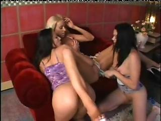 Angelica Eunice And Jana Are All About Toys At Finger Till Cum