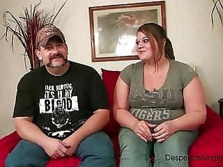 Compilation Casting Desperate Amateurs Bbw First Time Film
