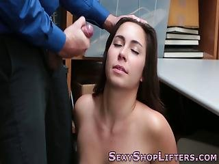 Real Teen Gets Pounded