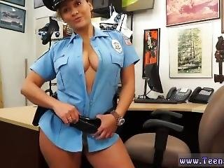 Young Wet Pussy Big Cock Fucking Ms Police Officer