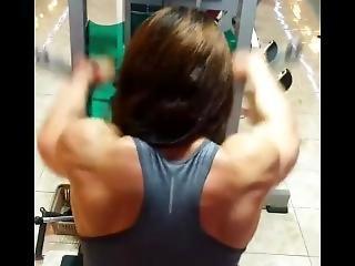 Biggy Korean Girl Thick Sexy Back