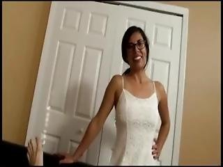 American Sister Help Her Big Brother To Fuck