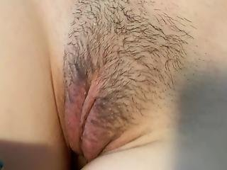 Wife Shows Off Her Pussy
