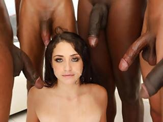 Avi Love Offers Her Cleaning Services For Six Black Men