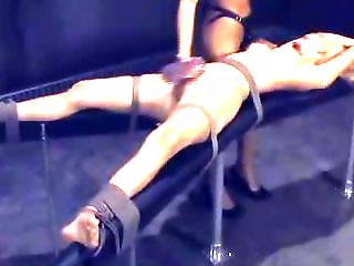 Audrey Leigh And Leah Wilde  Bdsm Bondage Slave Femdom Domination