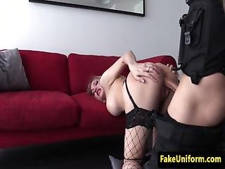 Real Amateur Orally Pleasured By Copper