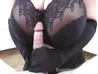 Maria Moore   Monster Tits Glove Handjob Hd