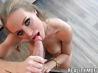 Stunning Blonde Babe Nicole Aniston Pussy Pounded By Friend