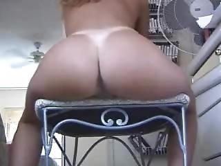 Hot Naked Blonde Farting