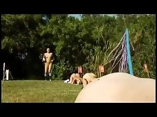 Olympic Throwing Jar Spear Throwing - Telexporn Com