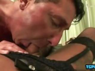 Hot shemale anal sex