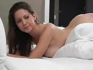Chrissy Marie Oiled And Punished