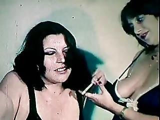 Classic Vintage Lesbian Porno
