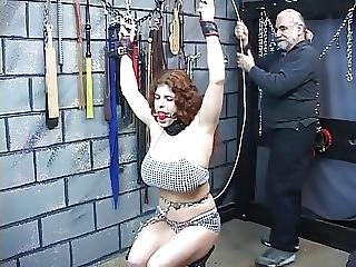 Basement, Bbw, Bdsm, Big Boob, Boob, Bound, Fetish, Foot, Lingerie, Mature, Redhead, Whip, Young
