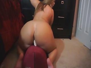 Cams12.xyz Milf Sexy Con Big Ass Cavalca Dildo