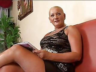 Granny With Nice Tits Ass And Pussy