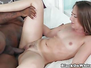 Bbc Lover Cumdrenched After Being Pounded