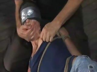 Wenona Gagged Blindfolded