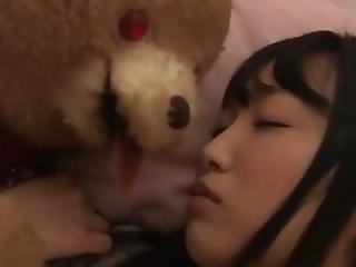 Demonic Teddy Bear Fucks Teen Girls