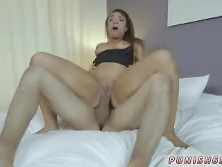 Alexandra-huge Tit S Strap On Punishment And 18 Rough Extreme Toys Hd
