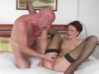 grandpa pays his step daughter to bang her