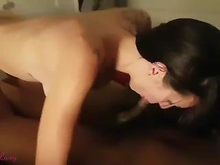 Skinny White Wife Takes Bbc - Real Amateur Hotwife And Cuckold Films