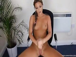 Clinic, Fetish, Handjob, Pornstar, Pov